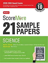 ScoreMore 21 Sample Papers CBSE Boards as per Revised Pattern for 2020 – Class 10 Science