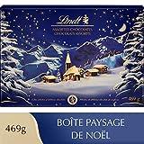 Lindt Boîte de Chocolats Paysage de Noël - 469 g