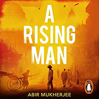 A Rising Man                   By:                                                                                                                                 Abir Mukherjee                               Narrated by:                                                                                                                                 Simon Bubb                      Length: 11 hrs and 40 mins     8 ratings     Overall 4.8