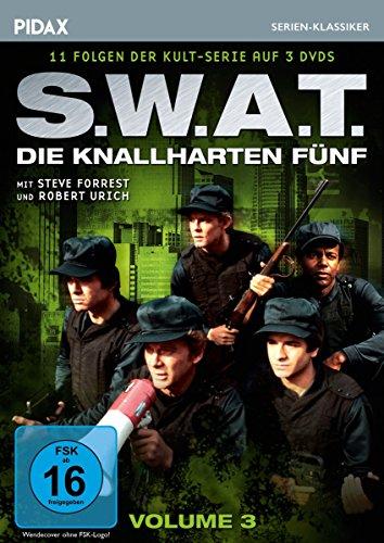 Die knallharten Fünf (S.W.A.T.), Vol. 3 (3 DVDs)