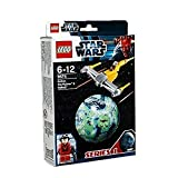 sil Star Wars - Naboo Starfighter & Naboo - 9674