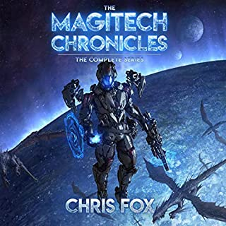 The Magitech Chronicles cover art