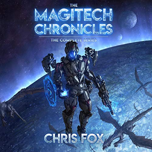 The Magitech Chronicles  By  cover art