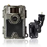 WingHome 4G Cellular Trail Camera Hunting Accessery Wildlife Scouting Farm Monotoring Cam with Phone APP and SIM Card+ Hunting Game Camera Holder