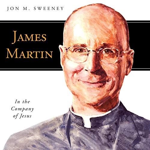 James Martin, SJ cover art