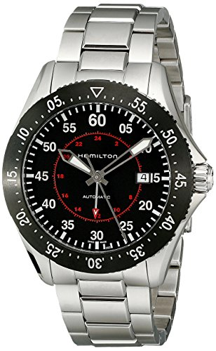 Hamilton Khaki Pilot GMT