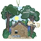 2020 Ornament Country Christmas Decorations  Lake Cabin Personalized Christmas Ornaments Christmas Tree Decor  Camping Christmas Ornaments, Outdoorsman Gifts, Camping Gifts