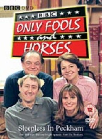 Only Fools and Horses - Sleepless in Peckham [2003] [DVD] [1981] by David Jason