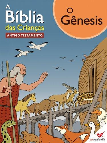 A Bíblia das Crianças - Quadrinhos O Gênesis (Portuguese Edition)