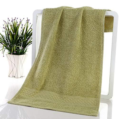 storefront Baumwollhandtuch Saugfähige Mehrfarbenhandtücher Zwei Sets...