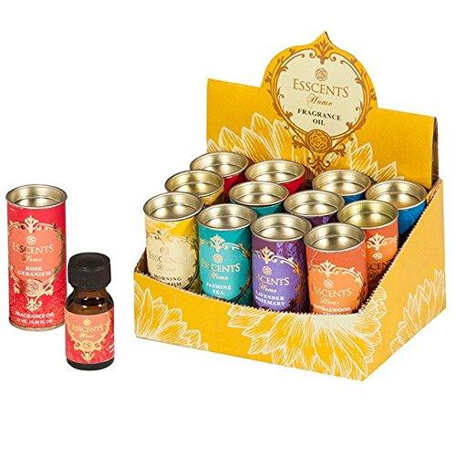 Box Of 12 Esscents Fragrance Oils