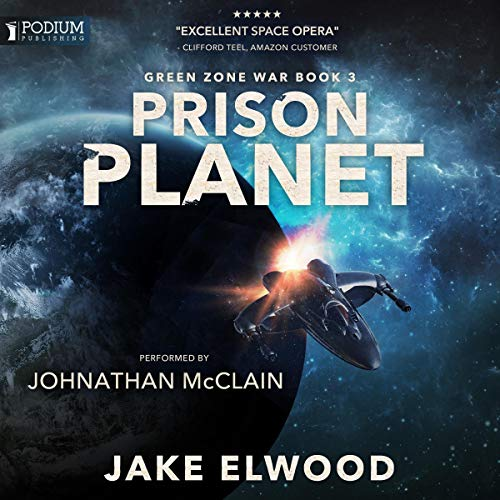 Prison Planet audiobook cover art