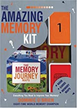 The Amazing Memory Kit: Everything You Need to Improve Your Memory!
