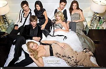 Trends International Gossip Girl - Group Wall Poster 14.725  x 22.375  Premium Unframed Version