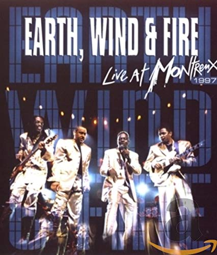 Earth wind & fire - Montreux 1997/98