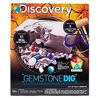 Horizon Group, USA Discovery Kids Rock & Gem Dig by Horizon Group USA Science Kit