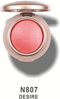 Bronzer Powder Mineralize Baked Blush Palette Shimmer&Matte Bright Easy Wear Natural
