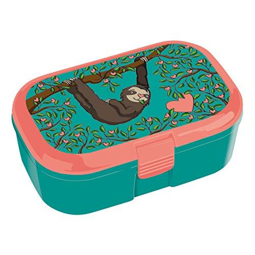 Lutz Mauder Lunchbox Faultier 10658 Perfekt für Zoo-Fans