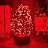 3D Mood lightManga Death Note L Lawliet Figure Led Night Light for Anime Room Store Decor Idea Cool Kids Child Bedroom Table Lamp Ryuk Figure Christmas Gift TAOTAO