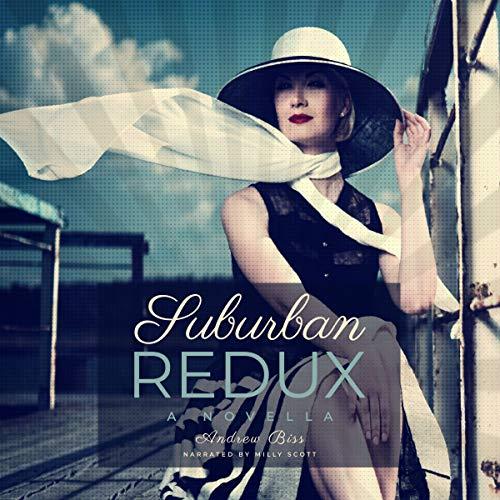 Suburban Redux audiobook cover art