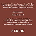 Keurig k-cup pod variety pack, single-serve coffee k-cup pods, amazon exclusive, 72 count 13 includes: 3 k-cup pods from 20 popular varieties, including green mountain coffee breakfast blend, the original donut shop regular, newman's own organic special blend, caribou coffee caribou blend, tully's coffee italian roast, and many more variety: sample different coffees and discover your favorites from a wide variety of roasts, flavors, and brands compatibility: contains authentic keurig k-cup pods, engineered for guaranteed quality and compatibility with all keurig k-cup coffee makers