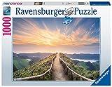 RAVENSBURGER Puzzle Ravensburger 88868 Jigsaw Puzzle Mountain Landscape in Portugal 1000 Pieces