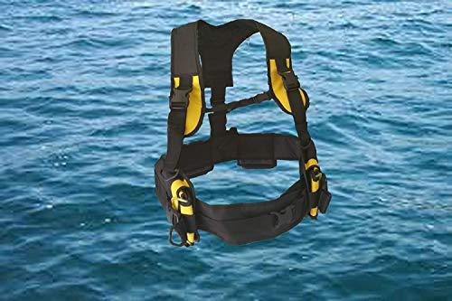 AKM-Scuba Diving Weight Harness (2019) (Large)