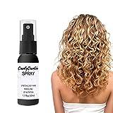 Aceite para cabello rizado, aceite capilar nutritivo, esenci