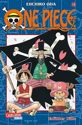 One Piece, Bd.16, Erfüllter Wille