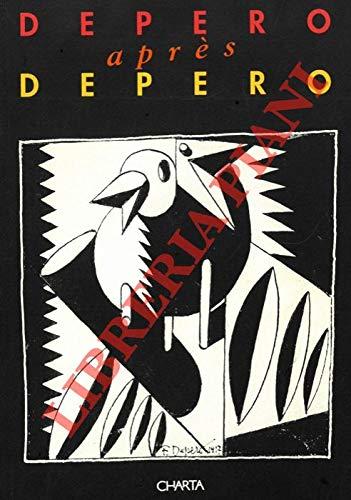 Depero après Depero. Catalogo della mostra (Fiesole, Palazzina Mangani, 7 aprile-7 maggio 1993)