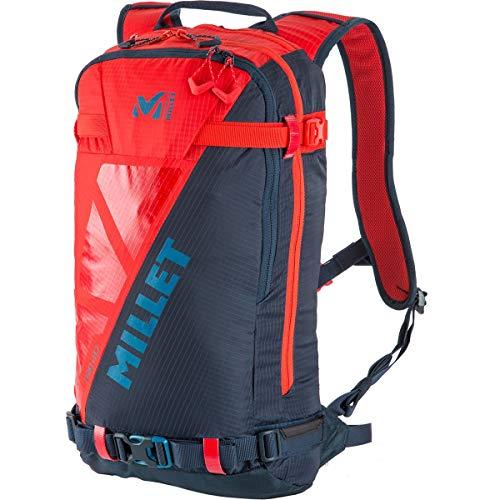 MILLET Neo 20 Skitasche, Unisex, Erwachsene, Orion Blue/Fire, 20 l