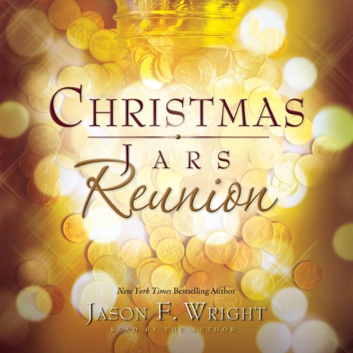 Christmas Jars Reunion audiobook cover art