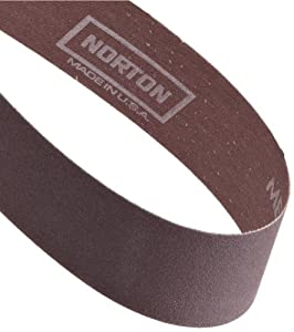 1 Width x 30 Length Pack of 10 Surface Conditioning Belt Scotch-Brite Reinforced A Very Fine Grit TM