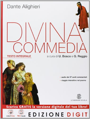 Divina Commedia - Volume unico. Con Me book e Contenuti Digitali Integrativi online