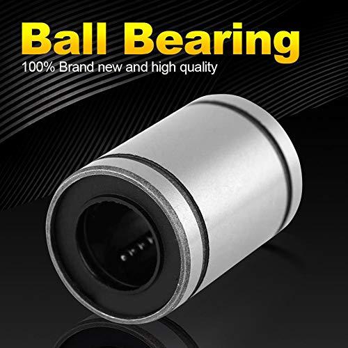 Bearing Steel Bearings Ball Bearings Linear Ball Bearings Bearing Steel Linear for 3D Printer for Engraving Machine