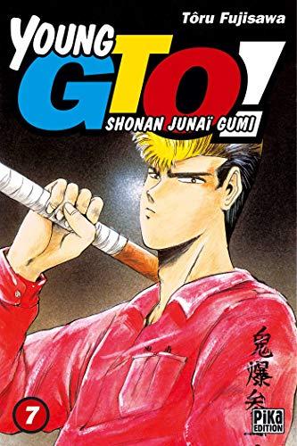 Young GTO T07: Shonan Junaï Gumi