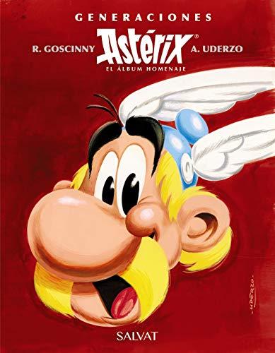 Generaciones Astérix (Castellano - A Partir De 10 Años - Astérix - Especiales)