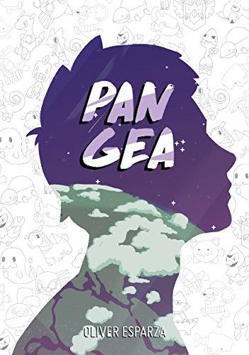Portada del libro Pangea de Oliver Esparza