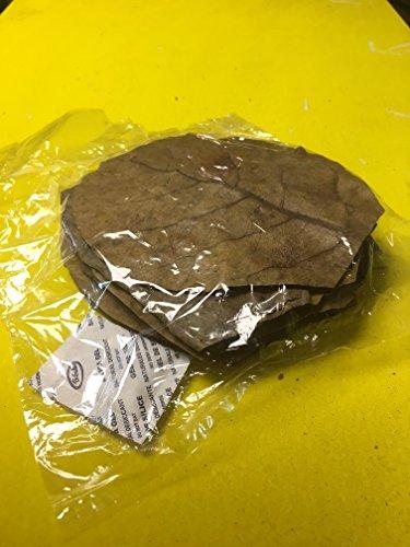 Seemandelboomblaadjes 10 stuks 10-15 cm natuurlijk gerijpte en gedroogde topkwaliteit - Catappa Leaves Indian Almond