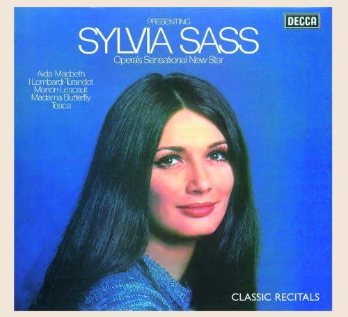Sylvia Sass, London Symphony Orchestra & Lamberto Gardelli