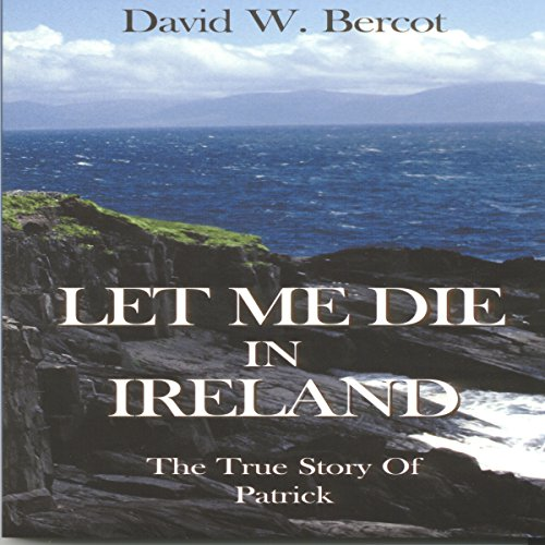 Let Me Die in Ireland audiobook cover art
