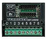Bticino sistema 2 hilos - Módulo expansión 2 hilos digital para 8 llamadas sfera