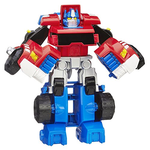 Product Image of the Heroes Transformers Rescue Bots