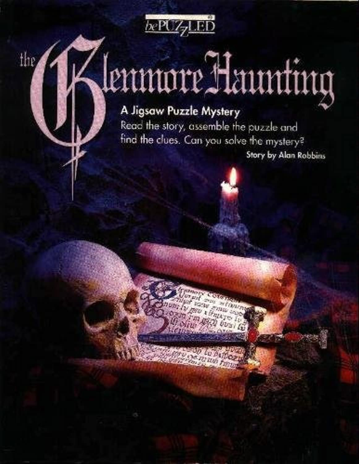 The Glenmore Haunting, Assembled size  23  x 29