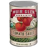 Muir Glen Organic Tomato Sauce, 15 oz, Pack of 12