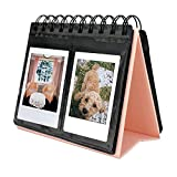 Amazing Works [Fujifilm Instax Mini Photo Album] 68 Pockets Desk...