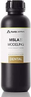 ApplyLabWork 3D Resin for LED/LCD Printers, MSLA Modeling Dental, 1 Liter