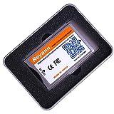 Reyann Adaptateur PCMCIA pour cartes SD, Adaptateur pour lecteur Benz PCMCIA COMAND APS C197 W212...
