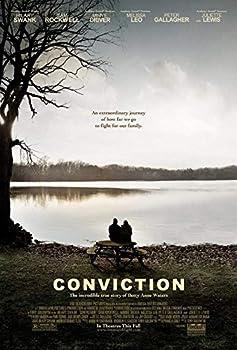 DVD CONVICTION Book