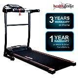 Healthgenie 3911M 2.5 HP Peak Motorized Treadmill for Home Use & Fitness Enthusiast (Free...
